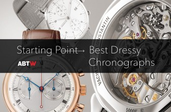 Starting Point: Best Dressy Chronograph Watches