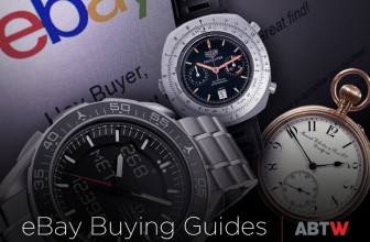 aBlogtoWatch eBay Watch Buying Guides: Cartier, Breitling, Beater Watches, & More