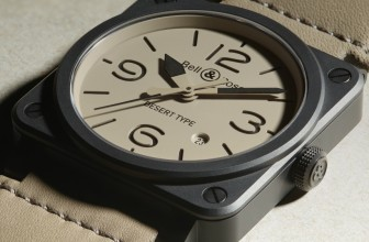 Bell & Ross BR-03 Desert Type Collection Watches