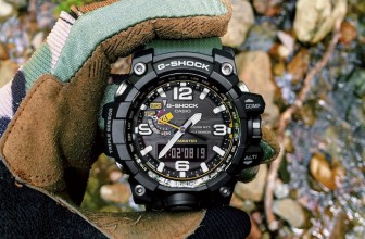 Casio G-Shock GWG 1000-1A3 Mudmaster Watch Review
