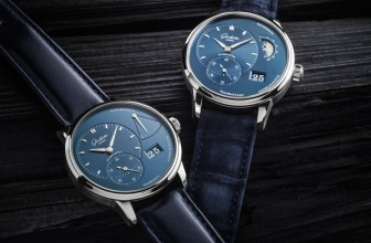 Updated Glashütte Original PanoMaticLunar, PanoReserve Models For 2015