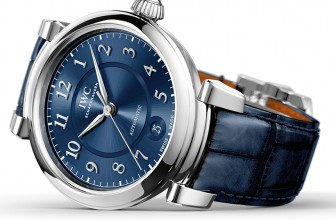IWC Da Vinci Ladies' Collection Redesigned For The Zeitgeist