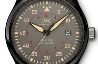 IWC Pilot's Watch Mark XVIII Top Gun Miramar & Chronograph Top Gun Miramar