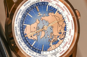 Jaeger-LeCoultre Geophysic Universal Time Watch Hands-On