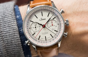 Sinn 910 Anniversary Limited Edition Split Second Chronograph Hands-On